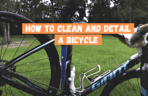 How to Clean and Detail a Bicycle – Part 1