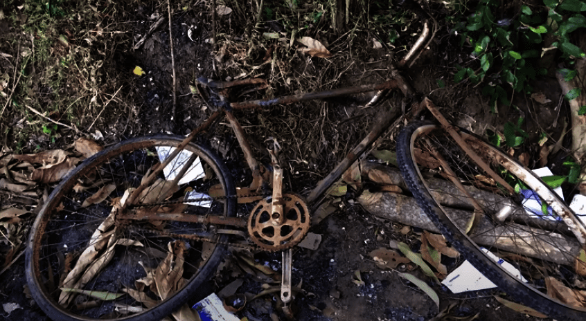 How To Restore An Old and Rusted Bicycle