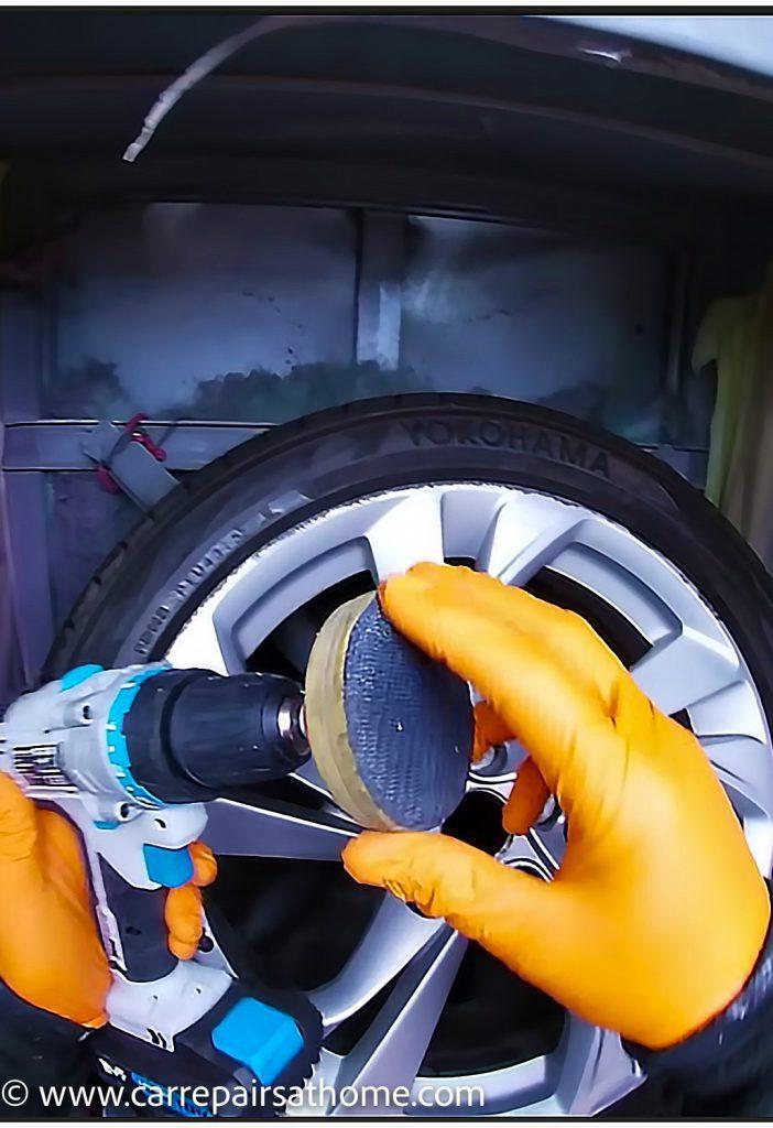 remove curb rash